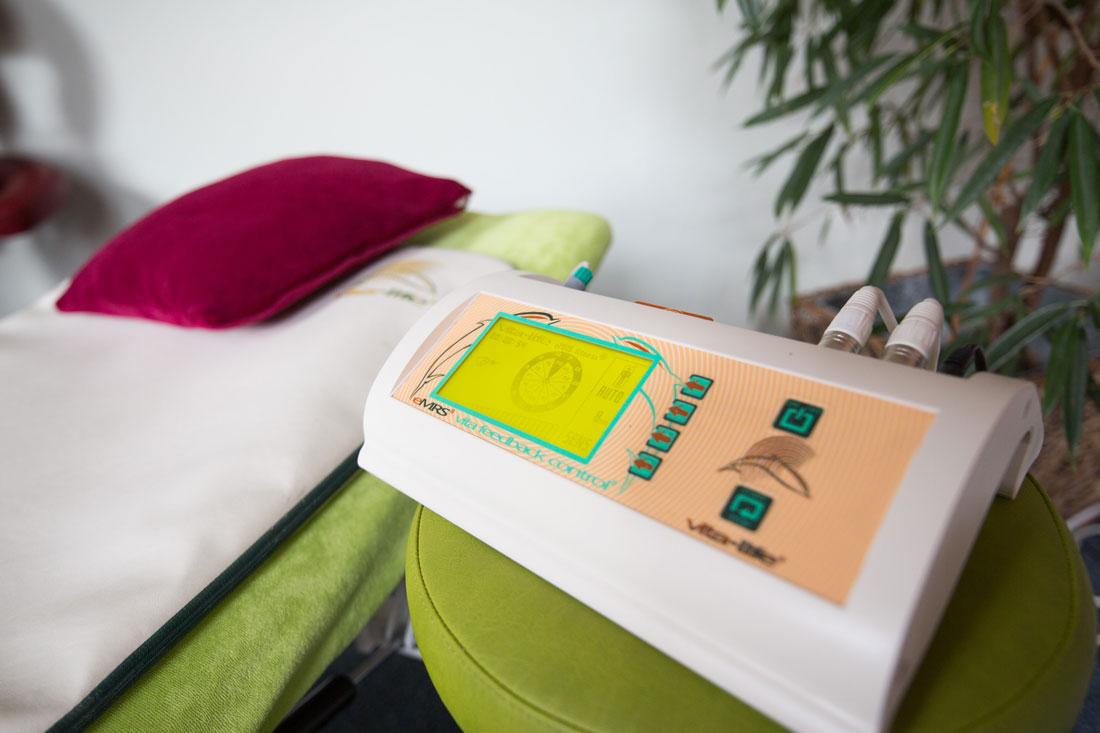 Physiotherapie Weißenfels - Anja Blum - Praxis