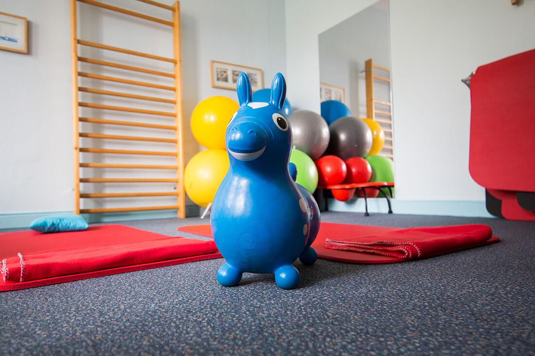 Physiotherapie Weißenfels - Anja Blum - Praxis - Kinder